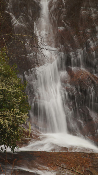 Carolina waterfalls